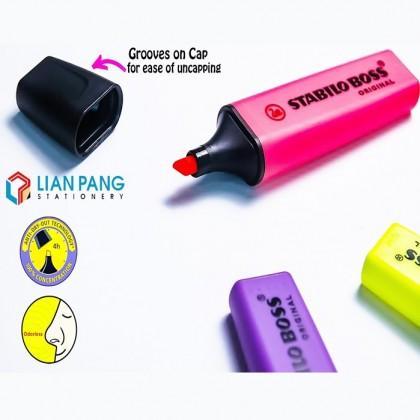 Stabilo Boss Highlighter Pen