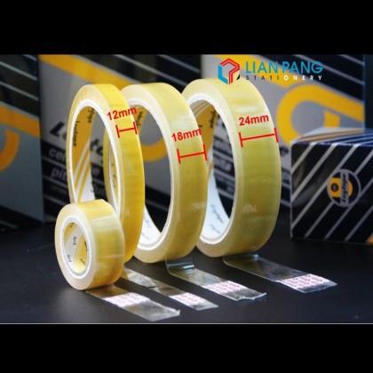 Loytape Size 12mm/18mm/24mm x 40meter
