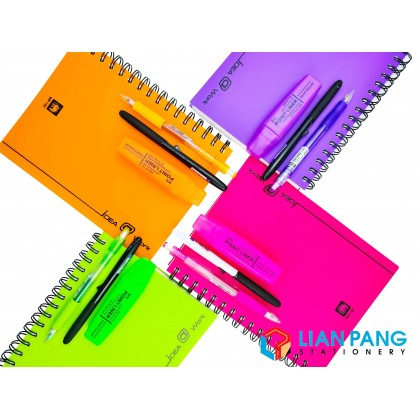 Note book Stationery Gift Set Colour Series/Notebook/DiaryBook