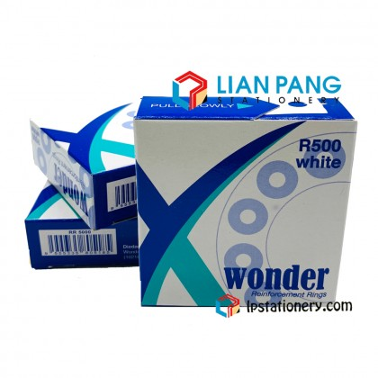 Wonder Reinforcement Rings White R500
