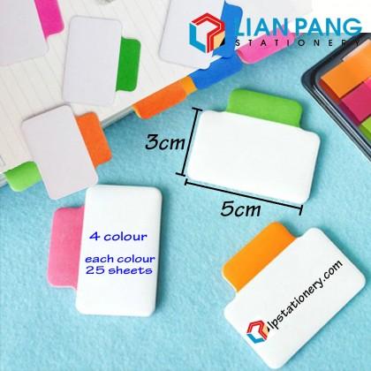 DELI Index Sticker Divider Sticky Note 7159