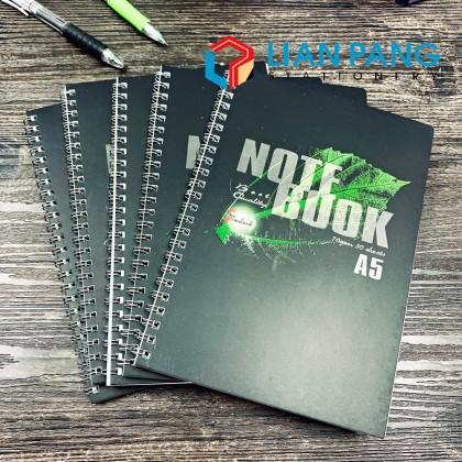 A5 Notebook Dairy Book