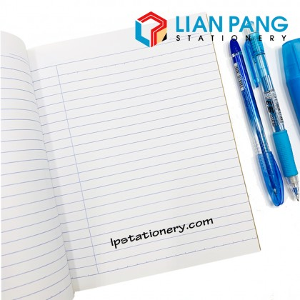 Exercise Book Single Line 120pages