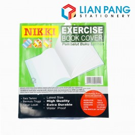 Exercise Book Cover 10pcs