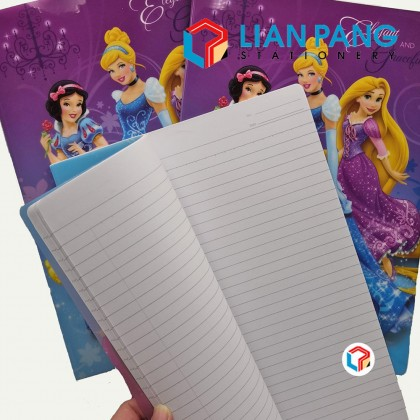 Disney Princess Elegant and Enchant Note Book