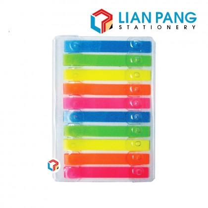 CBE Sticky Notes Stick On Note Neon 14022