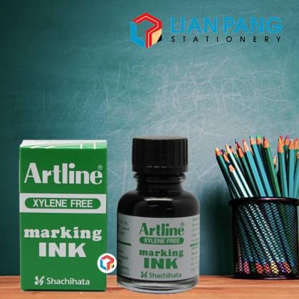 Artline Marking Ink Permanent Marker Pen Ink 20ml
