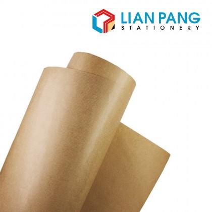 Mahjong Paper Brown 50pcs Per Pack