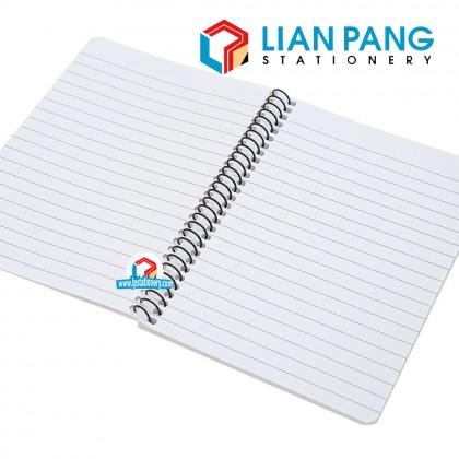 Campap A6 Notebook Spiral Dairy Note Book